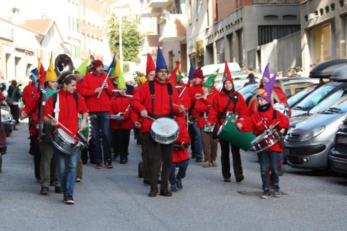 Carnevale a Roiano!